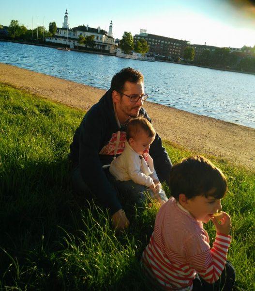copenhague con niños II: Tívoli
