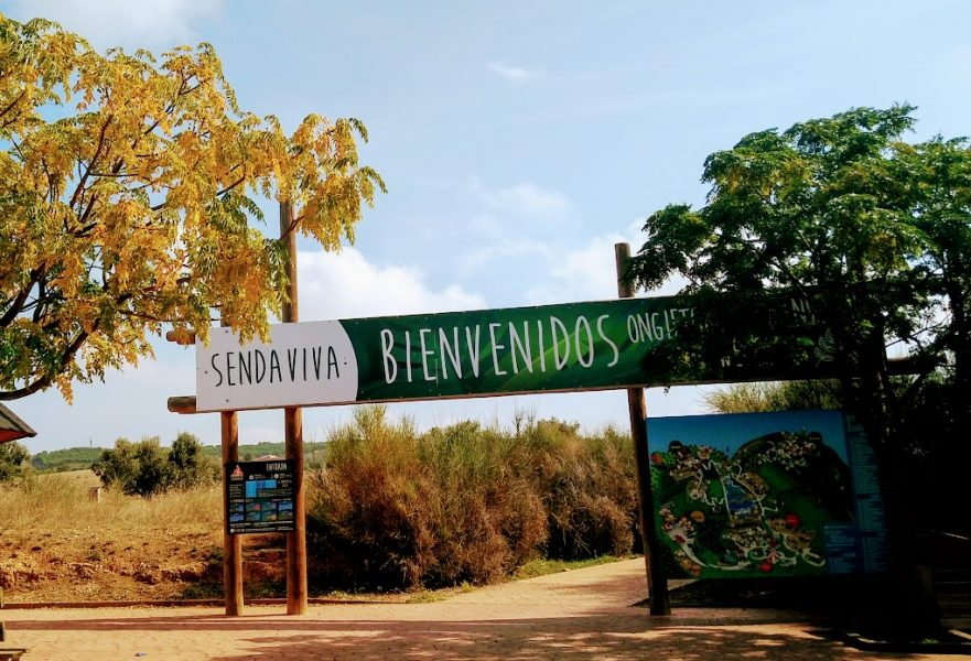Navarra con niños I : Sendaviva