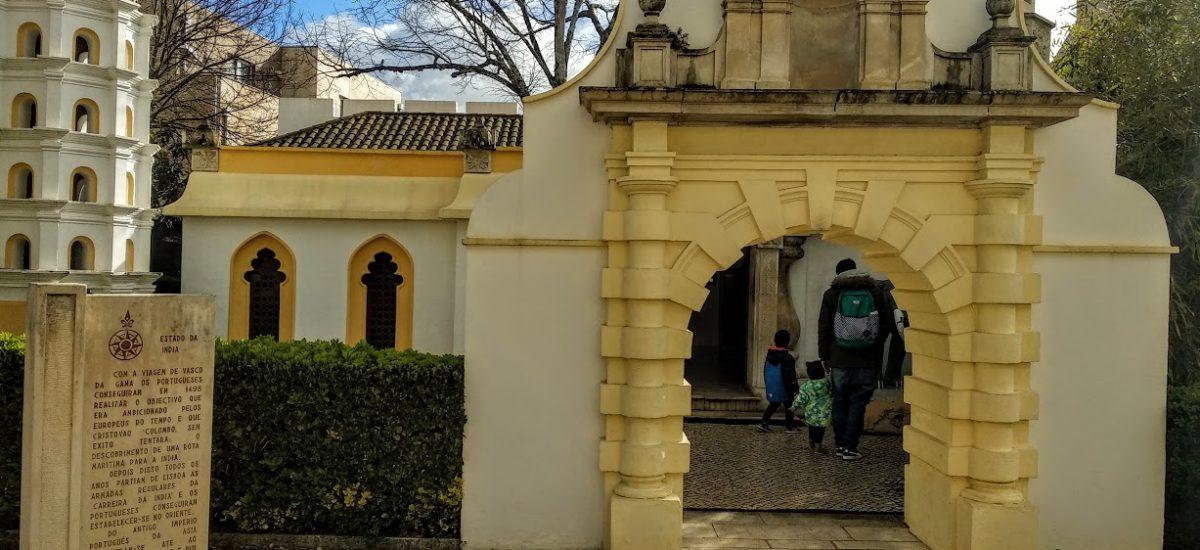 Coimbra con niños