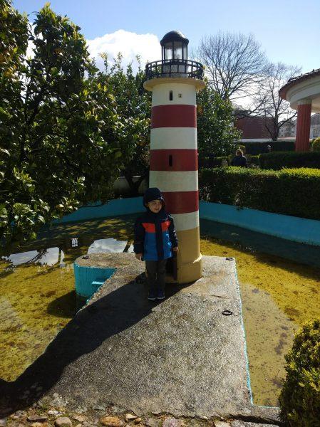 casas portugal dos pequenitos, coimbra con niños
