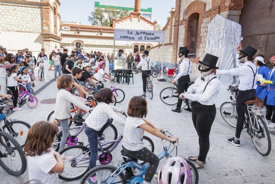 FestiBal con B de Bici: 10 años sobre ruedas