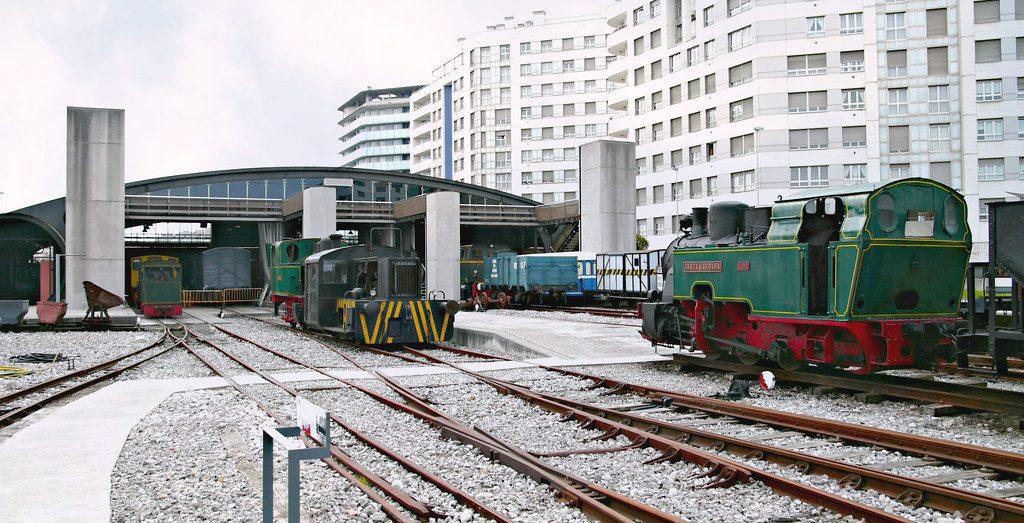 lugares imprescindibles para amantes de los trenes