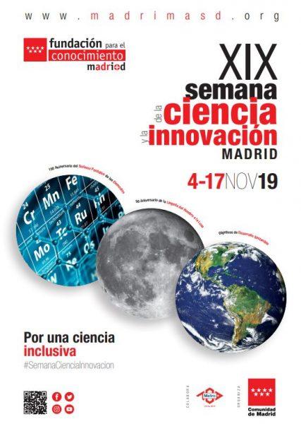 cartel semana ciencia