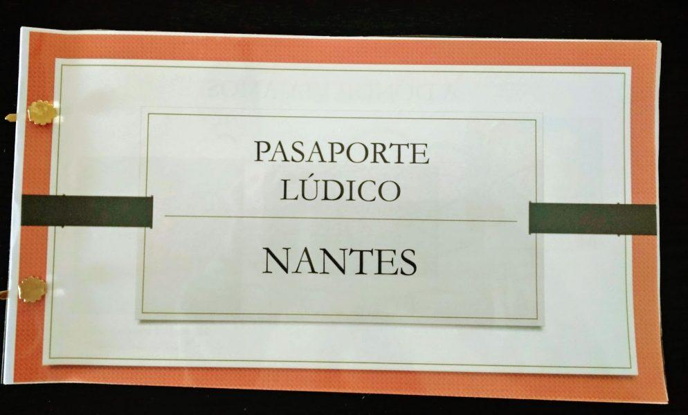 Pasaporte lúdico de Nantes