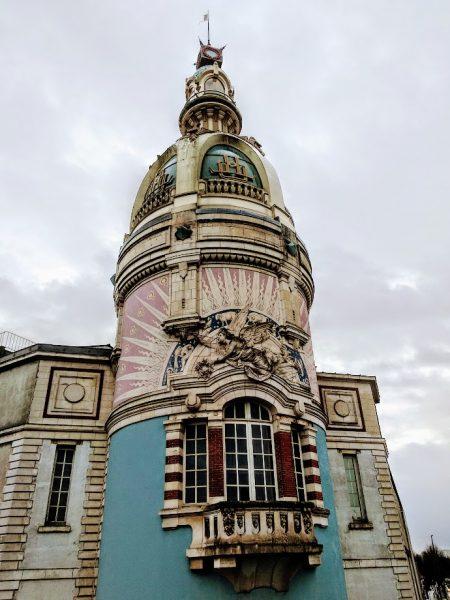 torre de le lieu unique