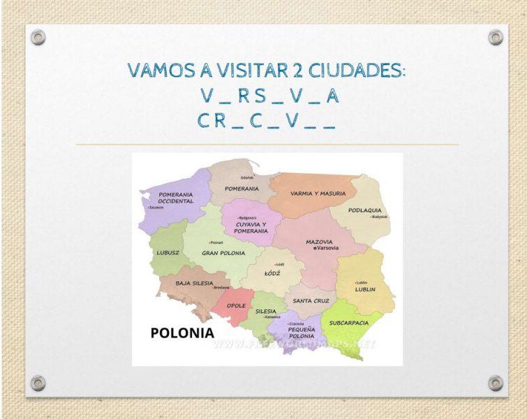 Pasaporte Lúdico Polonia