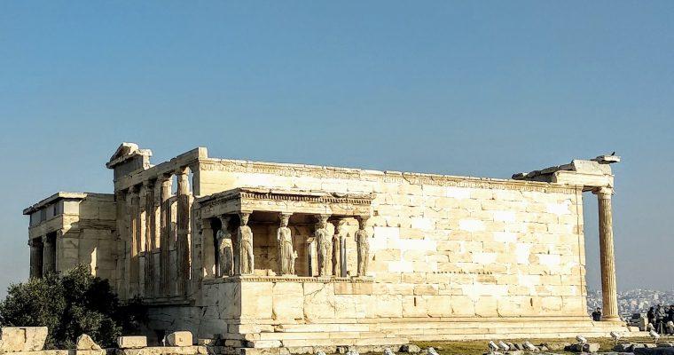Dos días en Atenas con niños