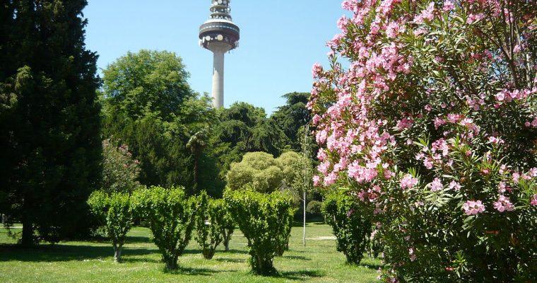 6 jardines secretos de Madrid