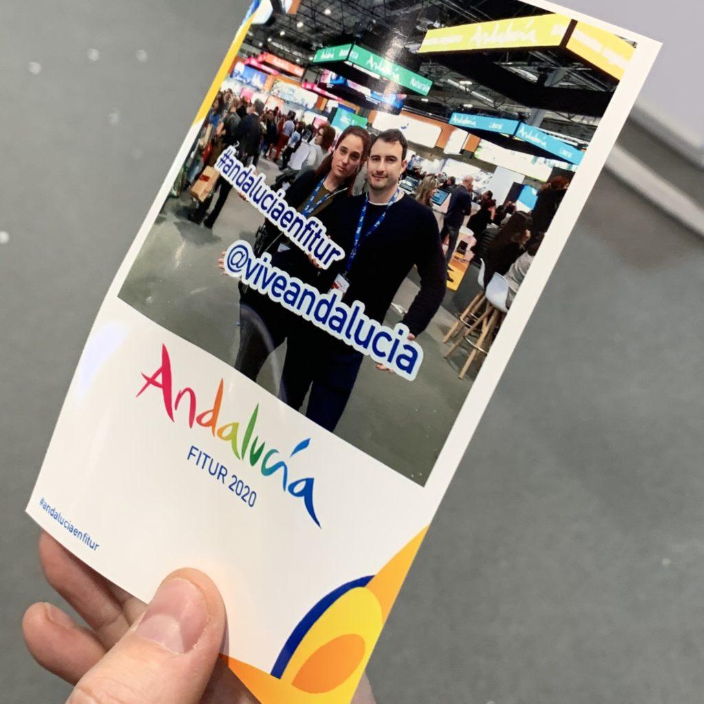 Fitur 2020 Viajando con Manuela elige andalucía