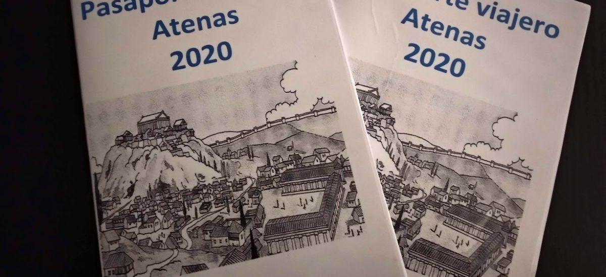 Pasaporte lúdico de Atenas