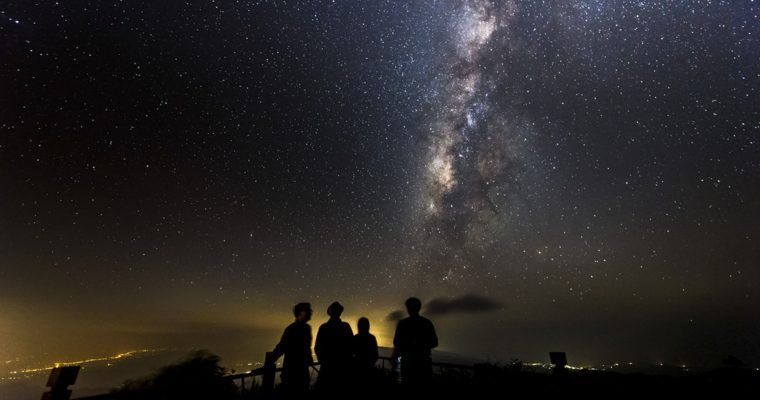 Ver las estrellas en la Sierra de Gredos