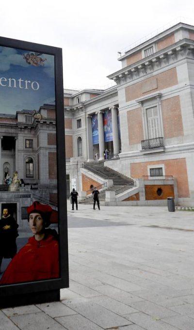 Museo del Prado en familia, reencuentro tras el Covid 19