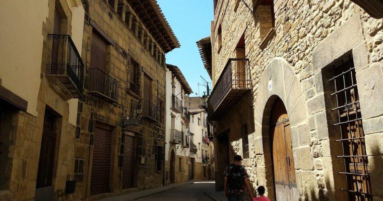 Rubielos de Mora, el pórtico de Aragón