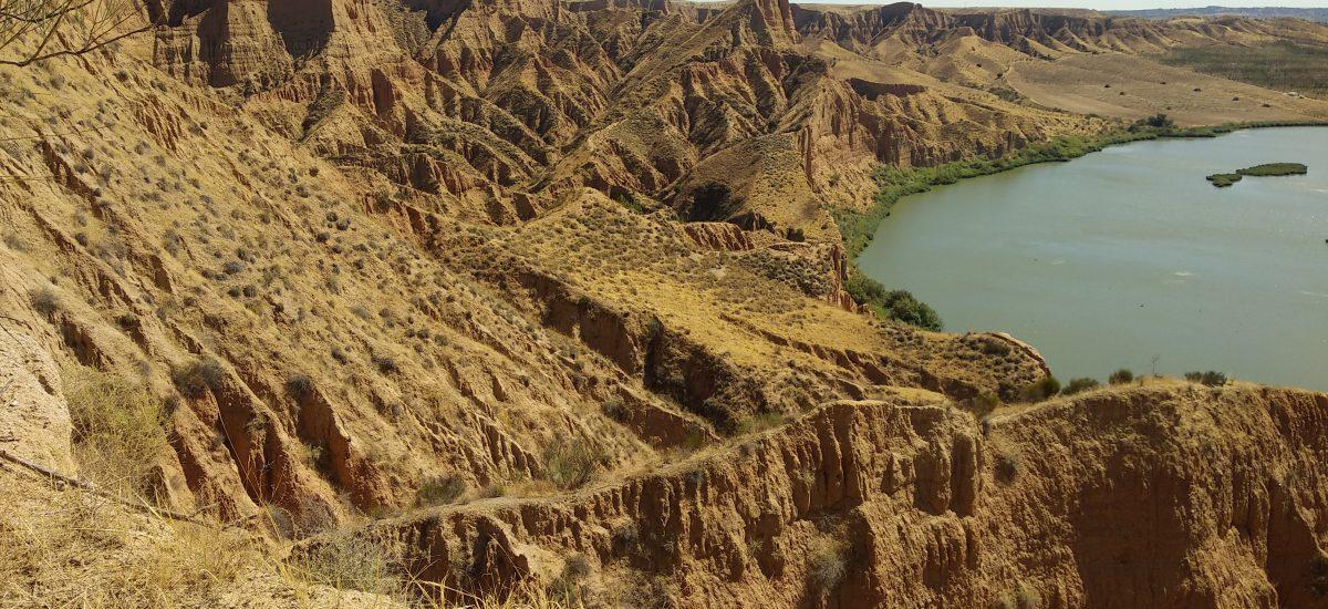 Las barrancas de Burujón, el cañón manchego