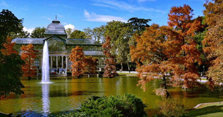 Otoño en Madrid, planes gratuitos en familia