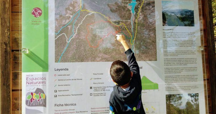 Senderismo por el Valle de Iruelas con niños