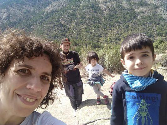 Senderismo por el Valle de Iruelas