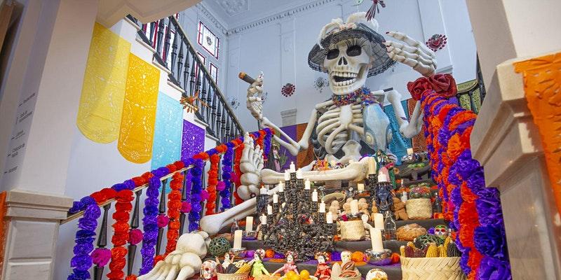 Halloween confinado