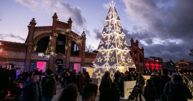 Navidad de encuentro en Matadero Madrid
