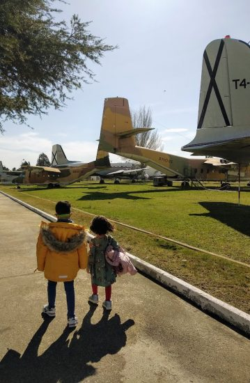 Museo de aeronáutica y astronáutica