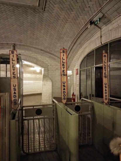 Estación fantasma de Chambería