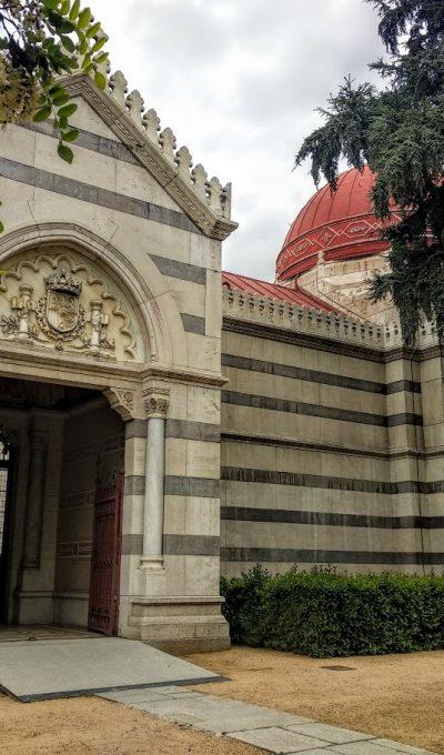 Panteón de los hombres ilustres, el secreto de Atocha