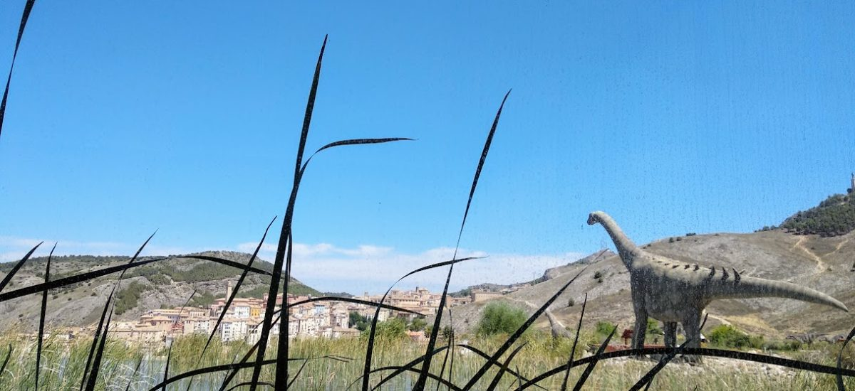 Ruta de los dinosaurios en Cuenca
